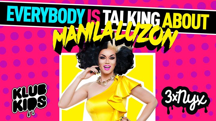 3x NYX & Klub Kids present Manila Luzon in Amsterdam le Wed, July 24, 2019 from 06:30 pm to 11:00 pm (After-Work Gay, Lesbian)