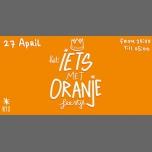 Het iets met oranje feestje (Koningsdag) à Amsterdam le ven. 27 avril 2018 de 20h00 à 05h00 (Clubbing Gay, Lesbienne)