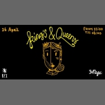 King's & Queens (Kingsnight) à Amsterdam le jeu. 26 avril 2018 de 23h00 à 06h00 (Clubbing Gay, Lesbienne)