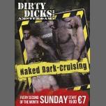 Naked Dark-Cruising à Amsterdam le dim. 14 octobre 2018 de 16h00 à 20h00 (Sexe Gay)