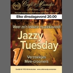 Jazzy Tuesday in Amsterdam le Tue, December 25, 2018 from 08:00 pm to 01:00 am (After-Work Gay, Lesbian)