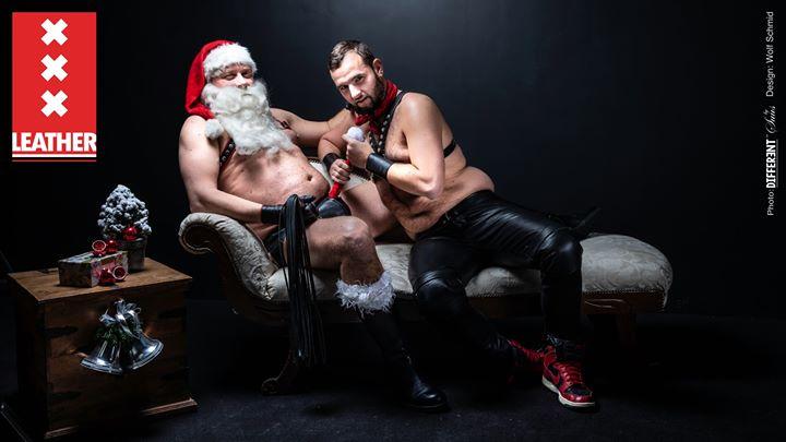 XXXLeather Naughty Santa en Amsterdam le dom 22 de diciembre de 2019 16:00-20:00 (Sexo Gay)