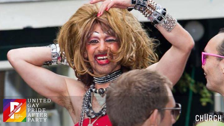 United Gay Pride after party à Amsterdam le dim.  4 août 2019 de 04h00 à 10h00 (Sexe Gay)