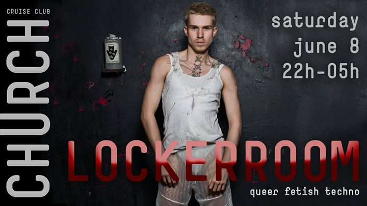 Lockerroom ASW à Amsterdam le sam.  8 juin 2019 de 23h00 à 05h00 (Clubbing Gay)