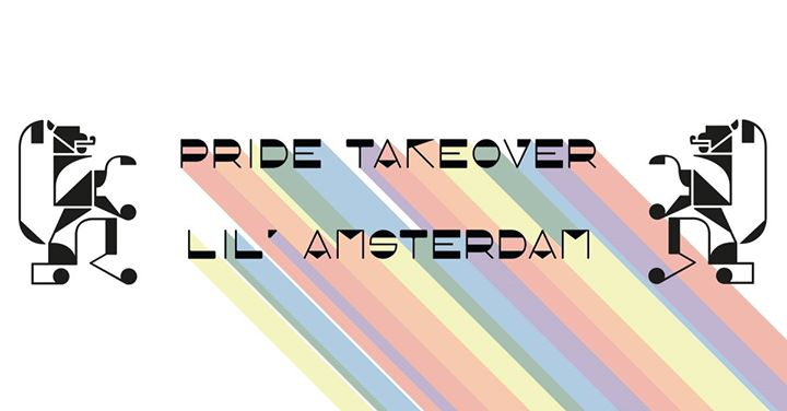 PRIDE TakeOver - exhibitions by Pride Photo Award & Lellebel in Amsterdam le Sun, July 28, 2019 from 11:00 am to 07:00 pm (Expo Gay, Lesbian)