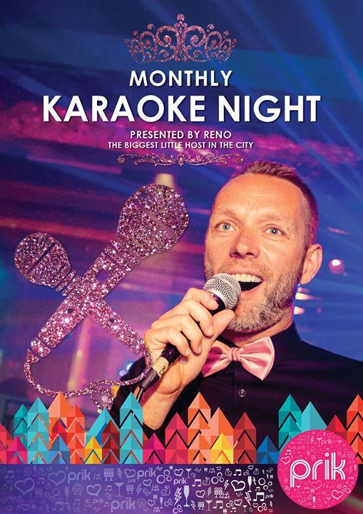 Karaoke + Prik's next superstar Semi-Final em Amsterdam le ter, 28 julho 2020 20:00-01:00 (After-Work Gay)