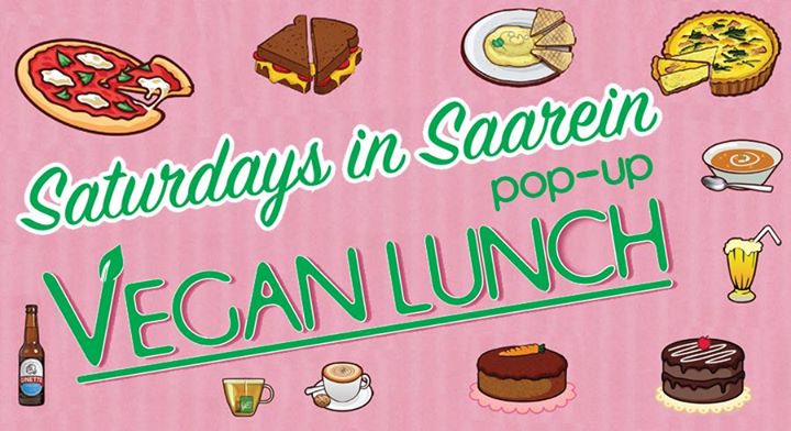 Vegan Lunch at Saarein in Amsterdam le Sat, November 16, 2019 from 01:00 pm to 06:00 pm (Restaurant Lesbian)