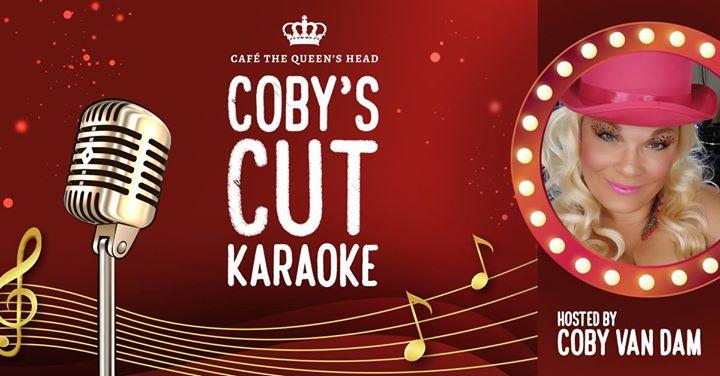 Coby's Cut Karaoke! en Amsterdam le vie 15 de noviembre de 2019 22:00-02:00 (Clubbing Gay, Lesbiana)