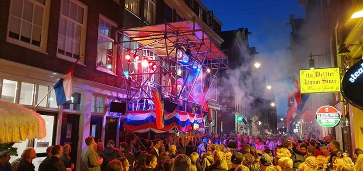 Senior pride in Amsterdam le Thu, August  1, 2019 from 06:00 pm to 11:00 pm (After-Work Gay, Lesbian)