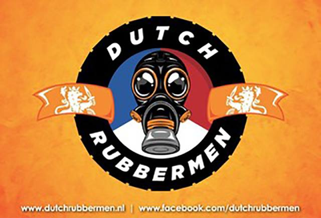 Rubber Social (Public Posting) em Amsterdam le dom, 12 maio 2019 17:00-20:00 (After-Work Gay, Bear)