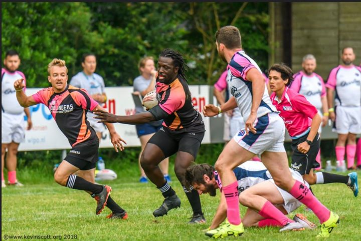 Pride Amsterdam Rugby Clinic in Amsterdam le Fri, August  2, 2019 from 07:30 pm to 09:00 pm (Sport Gay, Hetero Friendly, Bi)