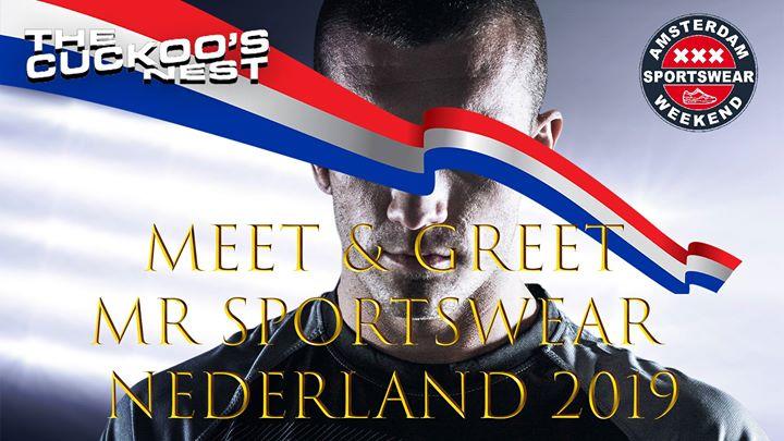ASW Meet & Greet Mr Sportswear Nederland 2019 em Amsterdam le dom,  9 junho 2019 17:00-19:00 (Festival Gay)