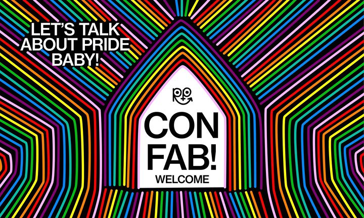Confab 2019 en Rotterdam le vie 27 de septiembre de 2019 12:00-02:00 (Festival Gay, Lesbiana)