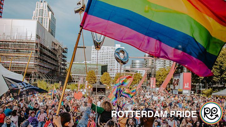 Pride Festival 2019 a Rotterdam le sab 28 settembre 2019 13:00-22:30 (Festival Gay, Lesbica)