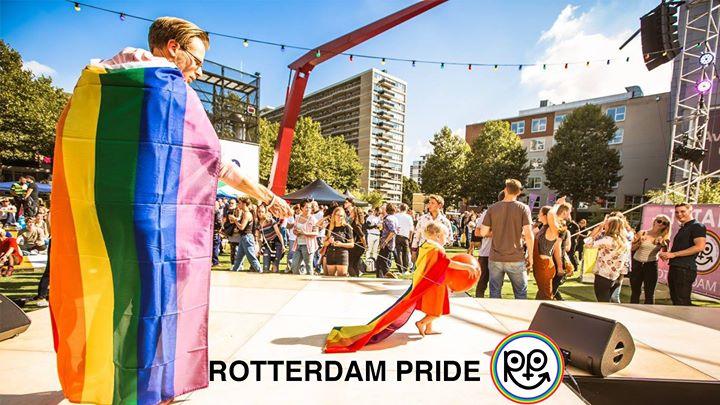 Pride Family Festival 2019: Unicorns & Zebras a Rotterdam le dom 29 settembre 2019 11:00-18:00 (Festival Gay, Lesbica)