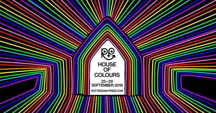 Rotterdam Pride 2019 en Rotterdam del 22 al 29 de septiembre de 2019 (Festival Gay, Lesbiana)