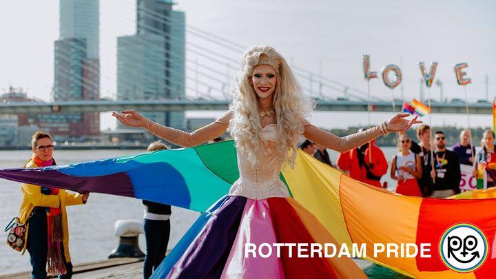Rotterdam Pride Walk 2019: Parade of Love a Rotterdam le sab 28 settembre 2019 11:00-13:00 (Festival Gay, Lesbica)