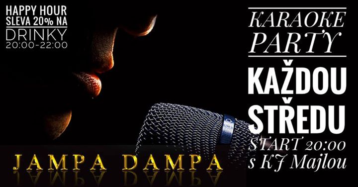 Karaoke Party - KJ Majlou in Prague le Wed, September 25, 2019 from 08:00 pm to 03:00 am (Clubbing Gay Friendly, Lesbian)