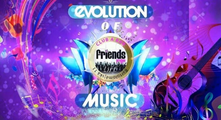 The Evolution of Music with DJ Marty Blue a Praga le sab 26 ottobre 2019 19:00-05:00 (Clubbing Gay friendly)