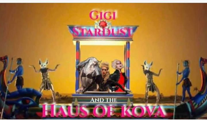Gigi & the Haus of Kova Drag Show / DJ Pierre Marco em Praga le qui, 20 junho 2019 19:00-06:00 (Clubbing Gay Friendly)