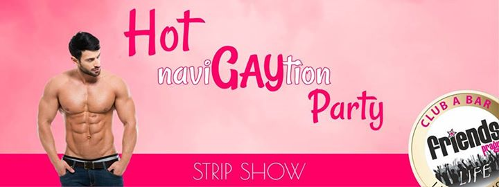 HOT NaviGAYtion Party - MC Kristina / DJ Hawai in Prague le Fri, October 18, 2019 from 07:00 pm to 05:00 am (Clubbing Gay Friendly)