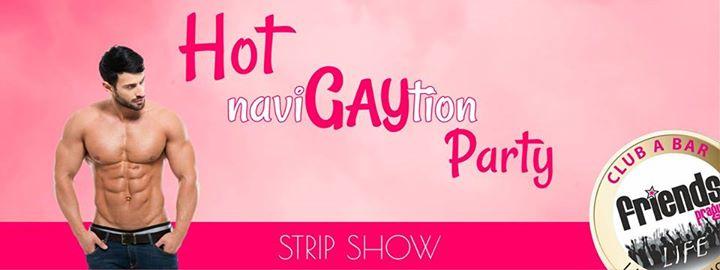 HOT NaviGAYtion Party - MC Kristina / DJ Hawai in Prag le Fr 18. Oktober, 2019 19.00 bis 05.00 (Clubbing Gay Friendly)