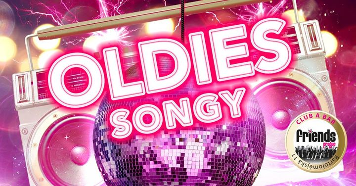 Oldies Songs with Eurythmitc/ DJ Marty Blue en Praga le sáb  6 de julio de 2019 19:00-06:00 (Clubbing Gay Friendly)