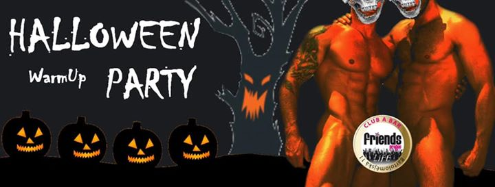 Halloween Party - MC Kristina / DJ MeeVee in Prague le Fri, November  1, 2019 from 08:00 pm to 04:00 am (Clubbing Gay Friendly)