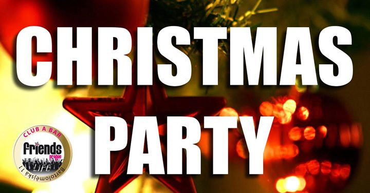 Christmas Party - MC Star / DJ WhiteCat en Praga le vie 26 de julio de 2019 19:00-05:00 (Clubbing Gay Friendly)