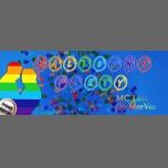 Baloons party - Mc Loki / Dj MeeVee à Prague le ven. 28 juillet 2017 de 21h00 à 06h00 (Clubbing Gay Friendly)