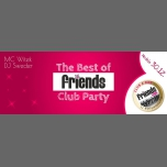 The Best of Friends Club Party - MC Witek / DJ Sweder in Prague le Sat, December 30, 2017 from 07:00 pm to 05:00 am (Clubbing Gay Friendly)