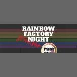 Rainbow Factory Night with JsmeFér - MC Witek / DJ WhiteCat à Prague le sam. 31 mars 2018 de 19h00 à 06h00 (Clubbing Gay Friendly)