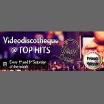 Videodiscotheque TOP HITS / DJ Oscar à Prague le sam. 15 juillet 2017 de 22h00 à 01h00 (After-Work Gay Friendly)