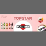 Martini Top Star Night - MC Kristina / DJ MeeVee à Prague le sam. 27 janvier 2018 à 19h00 (Clubbing Gay Friendly)