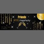 Silvestr ve Friends-NYE MegaParty - MC Pavel & Witek / DJ MeeVee in Prague le Sun, December 31, 2017 from 07:00 pm to 06:00 am (Clubbing Gay Friendly)