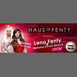 HAUS OF FENTY SHOW(Lena&Madonna) in Prague le Thu, October 19, 2017 from 10:00 pm to 01:00 am (Clubbing Gay Friendly)