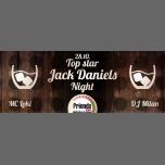 Top Star Jack Daniels Night - MC Loki / DJ WhiteCat in Prague le Sat, October 28, 2017 from 10:00 pm to 06:00 am (Clubbing Gay Friendly)
