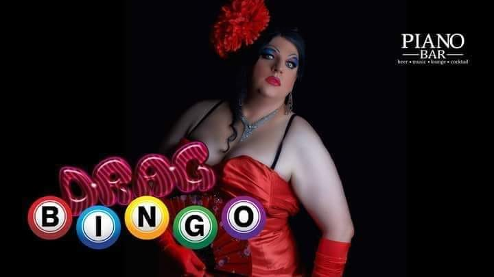 Nedělní Bingo s TiFanny BiGest in Prague le Sun, August 18, 2019 from 08:00 pm to 10:00 pm (After-Work Gay, Lesbian, Trans, Bi)