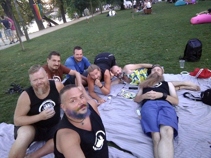 Bear Lazy Afternoon - Wednesday in Prague le Wed, August  7, 2019 from 04:00 pm to 08:00 pm (After-Work Gay, Bear)