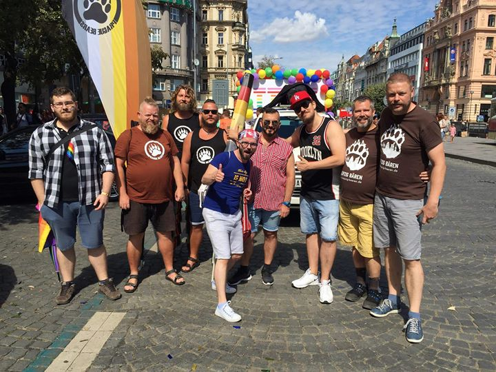 Bears at Prague Pride Parade 2019 in Prague le Sat, August 10, 2019 from 11:30 am to 02:30 pm (Festival Gay, Bear)