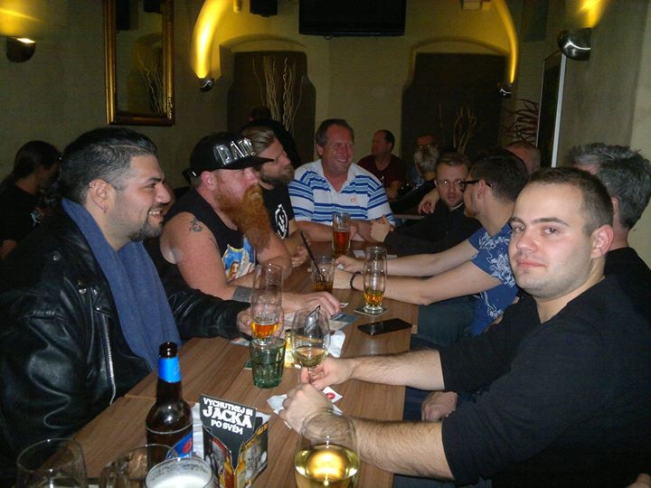 Medvědí kruh / Bear Family Circle in Prague le Wed, October  9, 2019 from 06:00 pm to 09:00 pm (After-Work Gay, Bear)