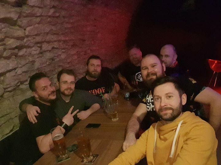 Shaggy Beer / Huňatý pivo in Prague le Thu, August  8, 2019 from 07:00 pm to 01:00 am (After-Work Gay, Bear)