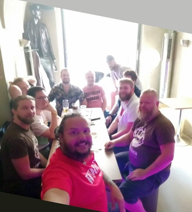 Medvědí kruh / Bear Family Circle à Prague le mer. 11 décembre 2019 de 18h00 à 21h00 (After-Work Gay, Bear)