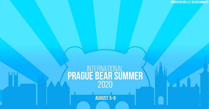 布拉格International Prague Bear Summer 2020从2020年 2月 9日到 4月 5日(男同性恋, 熊 节日)