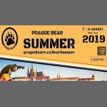 Prague Bear Summer 2019 / Pražské medvědí léto 2019 à Prague du  7 au 11 août 2019 (Festival Gay, Bear)