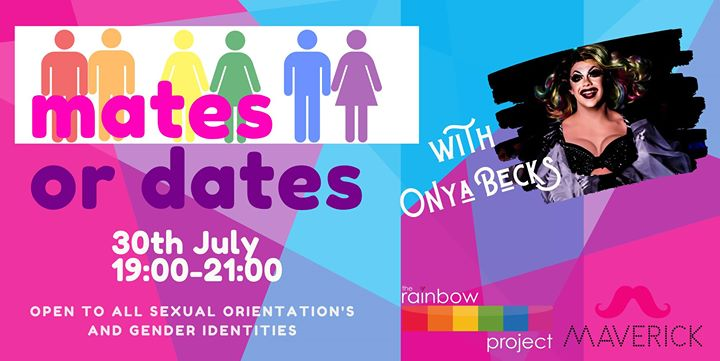 Mates or Dates Speed Dating a Belfast le mar 30 luglio 2019 19:00-21:00 (After-work Gay, Lesbica, Etero friendly)