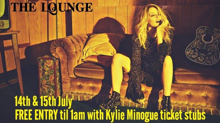 Kylie Minogue Afterparties em Glasgow le dom, 14 julho 2019 23:00-03:00 (Clubbing Gay)