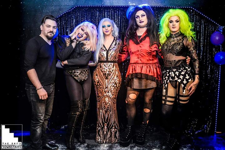 The Show Downstairs July 22nd in Glasgow le Mon, July 22, 2019 from 08:00 pm to 12:00 am (Show Gay, Lesbian)