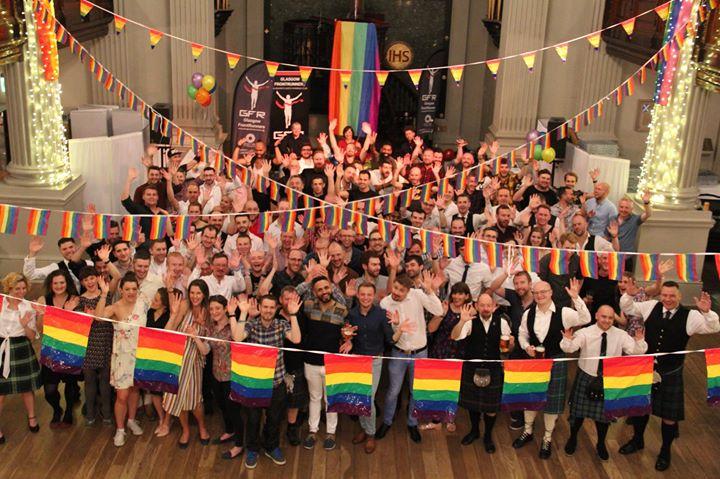 GFR Birthday Weekend in Glasgow le Sa 17. August, 2019 19.00 Uhr (After-Work Gay, Lesbierin)