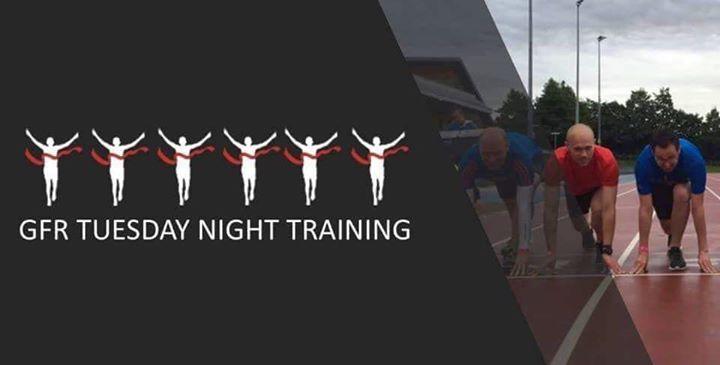 GFR Tuesday Night Training in Glasgow le Di 23. Juli, 2019 18.15 bis 19.30 (Sport Gay, Lesbierin)